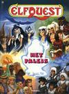 Cover for ElfQuest (Arboris, 1983 series) #20 - Het paleis