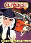 Cover for ElfQuest (Arboris, 1983 series) #21 - Het net van de wraak