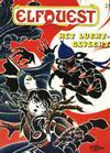 Cover for ElfQuest (Arboris, 1983 series) #23 - Het luchtgevecht