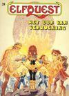 Cover for ElfQuest (Arboris, 1983 series) #28 - Het uur van verzoening