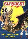 Cover for ElfQuest (Arboris, 1983 series) #34 - Het wiel van de tijd