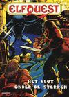 Cover for ElfQuest (Arboris, 1983 series) #36 - Het slot onder de sterren
