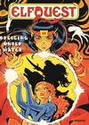 Cover for ElfQuest (Arboris, 1983 series) #37 - Dreiging onder water