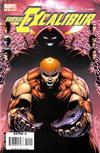 Cover for New Excalibur (Marvel, 2006 series) #14 [Direct Edition]