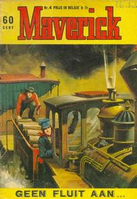 Cover Thumbnail for Maverick (Classics/Williams, 1964 series) #4