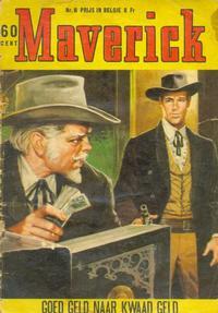 Cover Thumbnail for Maverick (Classics/Williams, 1964 series) #8