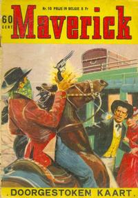 Cover Thumbnail for Maverick (Classics/Williams, 1964 series) #10