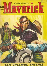 Cover Thumbnail for Maverick (Classics/Williams, 1964 series) #12