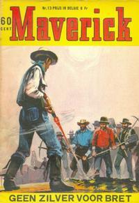 Cover Thumbnail for Maverick (Classics/Williams, 1964 series) #13