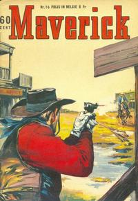 Cover Thumbnail for Maverick (Classics/Williams, 1964 series) #16