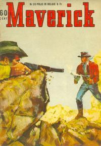 Cover Thumbnail for Maverick (Classics/Williams, 1964 series) #20