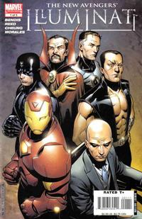 Cover Thumbnail for New Avengers: Illuminati (Marvel, 2007 series) #1