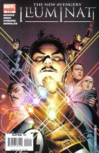 Cover Thumbnail for New Avengers: Illuminati (Marvel, 2007 series) #2
