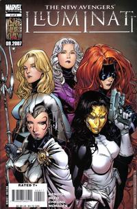 Cover Thumbnail for New Avengers: Illuminati (Marvel, 2007 series) #4