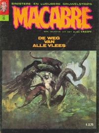 Cover Thumbnail for Macabre (Semic Press, 1973 series) #6