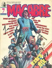 Cover Thumbnail for Macabre (Semic Press, 1973 series) #7
