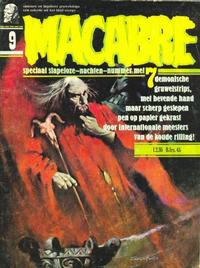 Cover Thumbnail for Macabre (Semic Press, 1973 series) #9