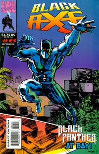 Cover Thumbnail for Black Axe (Marvel, 1993 series) #6