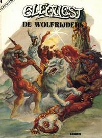 Cover Thumbnail for ElfQuest (Arboris, 1983 series) #1 - De Wolfrijders