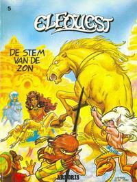 Cover Thumbnail for ElfQuest (Arboris, 1983 series) #5 - De stem van de zon