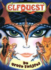 Cover Thumbnail for ElfQuest (Arboris, 1983 series) #12 - De grote twijfel