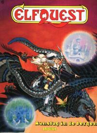 Cover Thumbnail for ElfQuest (Arboris, 1983 series) #15 - Aanslag in de bergen
