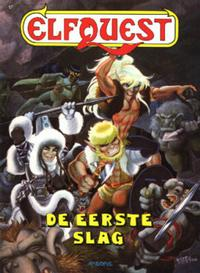 Cover Thumbnail for ElfQuest (Arboris, 1983 series) #17 - De eerste slag