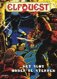 Cover Thumbnail for ElfQuest (Arboris, 1983 series) #36 - Het slot onder de sterren