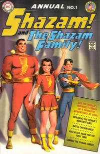 Cover Thumbnail for Shazam! and the Shazam Family! Annual (DC, 2002 series) #1