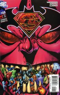 Cover Thumbnail for Superman / Batman (DC, 2003 series) #33