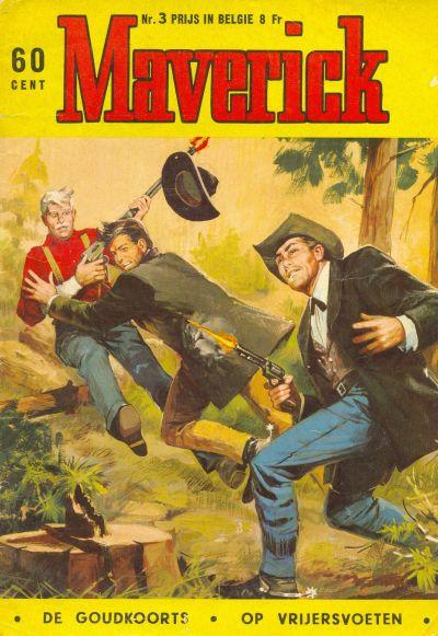 Cover for Maverick (Classics/Williams, 1964 series) #3