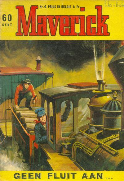 Cover for Maverick (Classics/Williams, 1964 series) #4