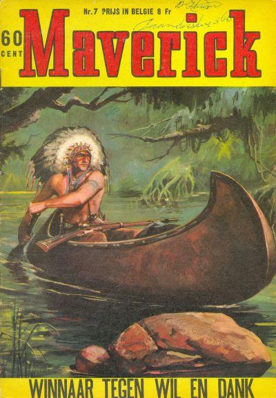 Cover for Maverick (Classics/Williams, 1964 series) #7