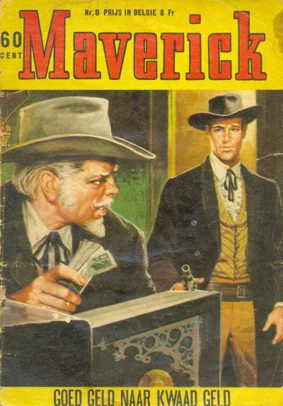 Cover for Maverick (Classics/Williams, 1964 series) #8