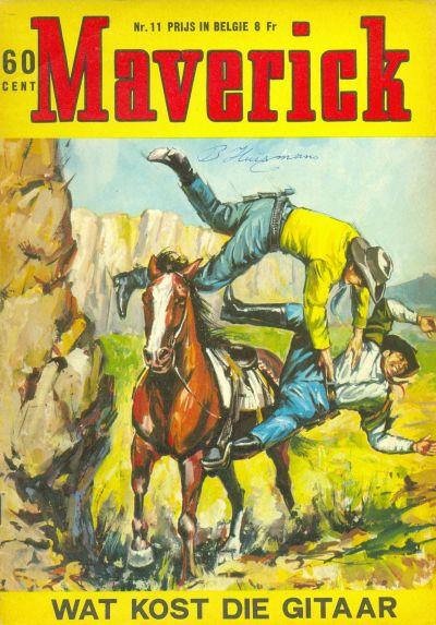Cover for Maverick (Classics/Williams, 1964 series) #11
