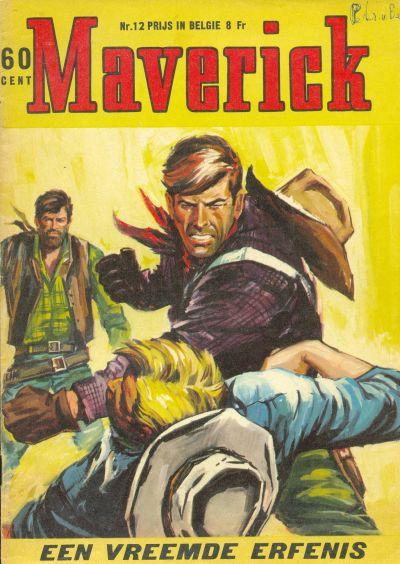 Cover for Maverick (Classics/Williams, 1964 series) #12
