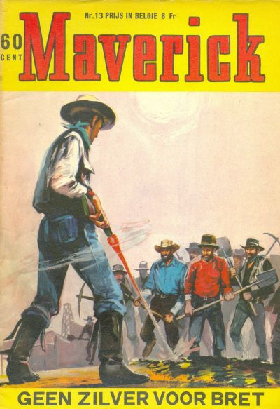 Cover for Maverick (Classics/Williams, 1964 series) #13