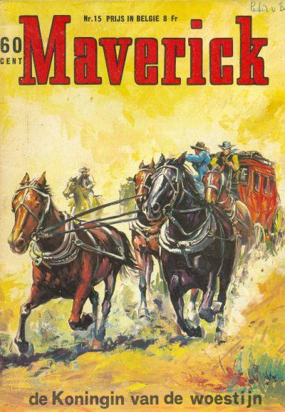 Cover for Maverick (Classics/Williams, 1964 series) #15
