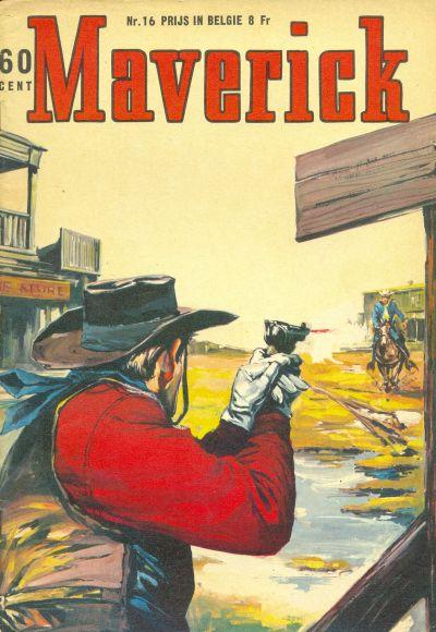 Cover for Maverick (Classics/Williams, 1964 series) #16