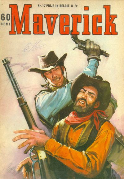 Cover for Maverick (Classics/Williams, 1964 series) #17