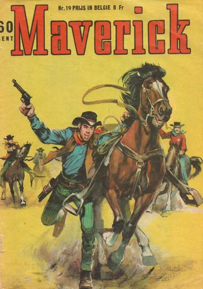 Cover for Maverick (Classics/Williams, 1964 series) #19