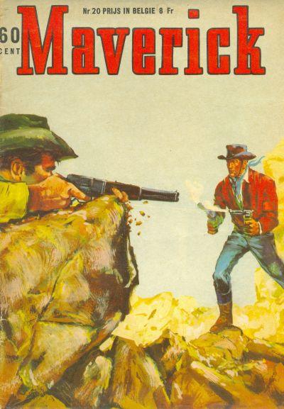 Cover for Maverick (Classics/Williams, 1964 series) #20
