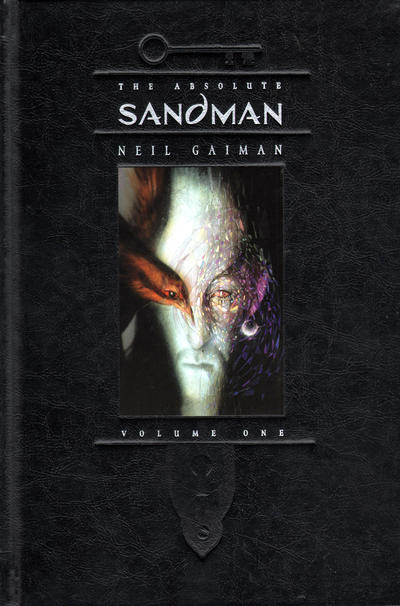 Cover for The Absolute Sandman (DC, 2006 series) #1
