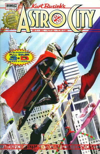 Cover for Kurt Busiek's Astro City 3D Special (Image, 1997 series) #1