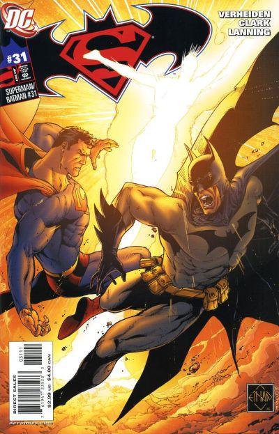 Cover for Superman / Batman (DC, 2003 series) #31
