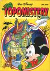 Cover for Topomistery (The Walt Disney Company Italia, 1991 series) #14