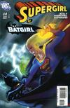 Cover for Supergirl (DC, 2005 series) #14 [Direct Sales]