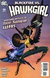 Cover for Hawkgirl (DC, 2006 series) #59