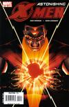 Cover for Astonishing X-Men (Marvel, 2004 series) #20 [Colossus Cover]