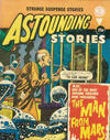 Cover for Astounding Stories (Alan Class, 1966 series) #160